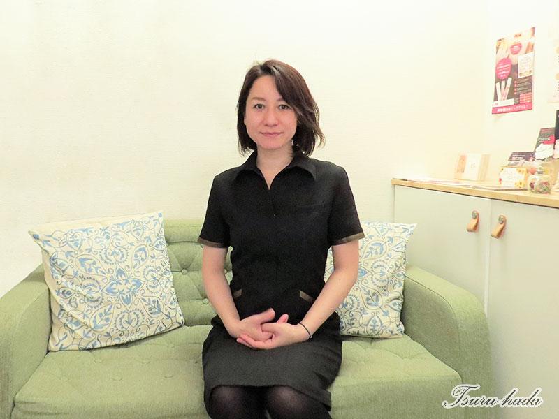 ビューティーサロン セレナイト オーナー 鈴木ゆみこさん